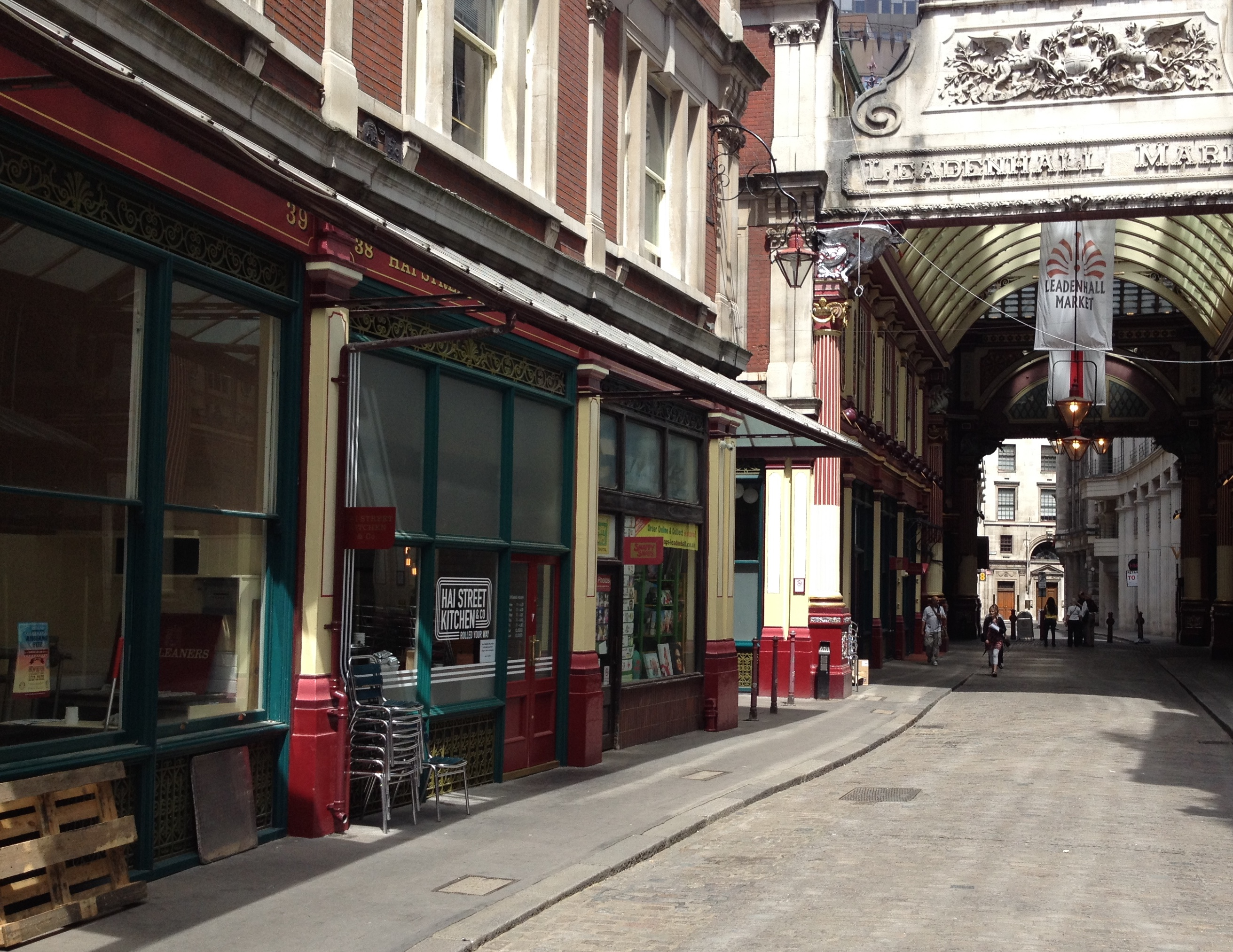Days Out On Location: The Best London Market Locations