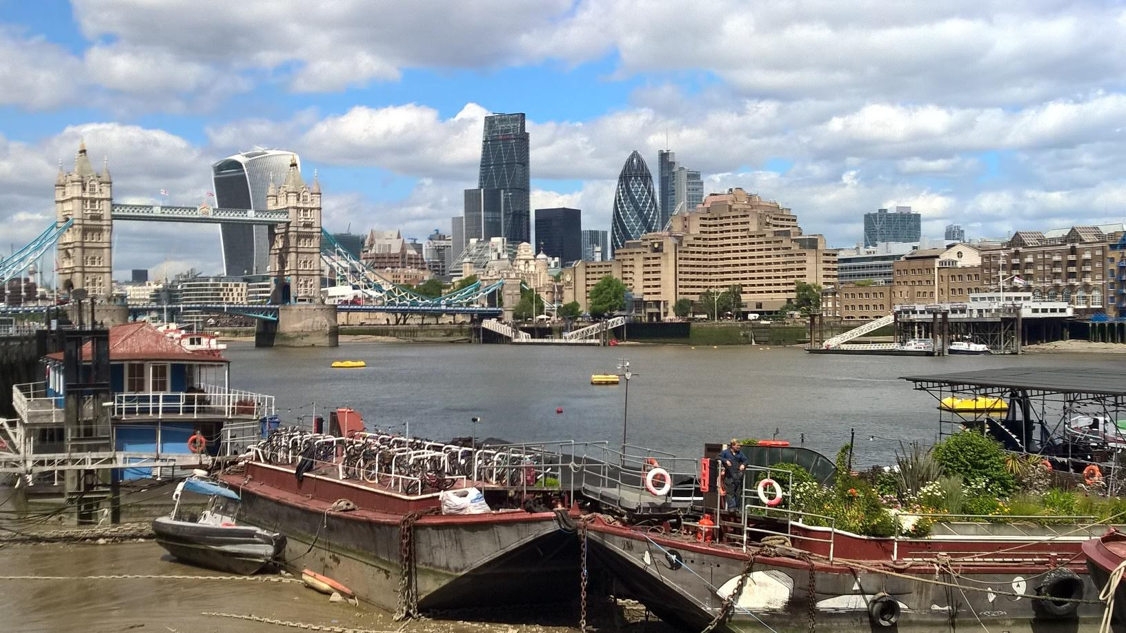Days Out On Location: Thames Path Filming Location Trail – Southbank