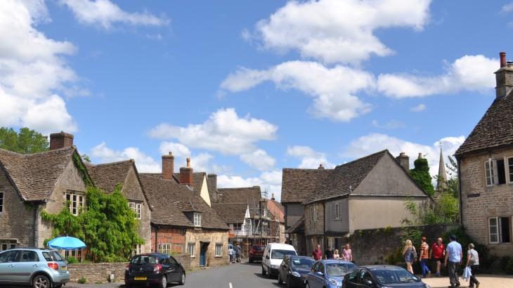 Lacock - Chapel Street