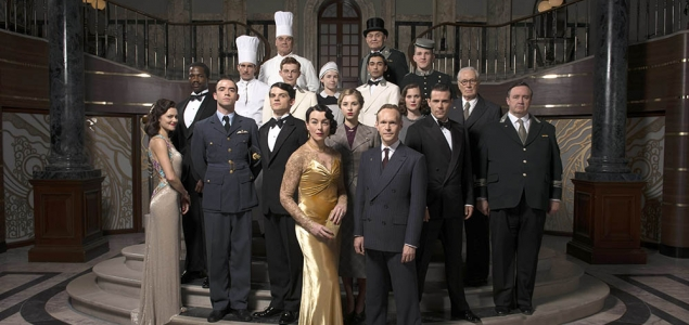 The Halcyon Filming Locations