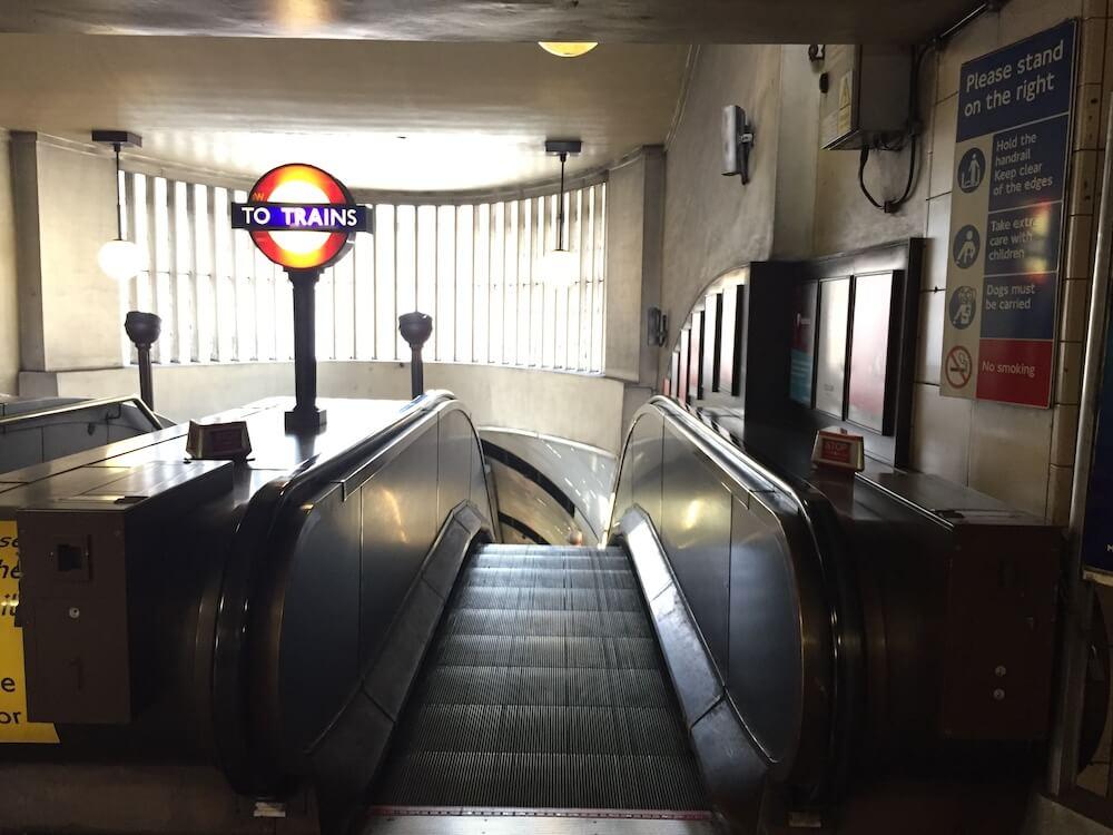 St John's Wood Underground Station